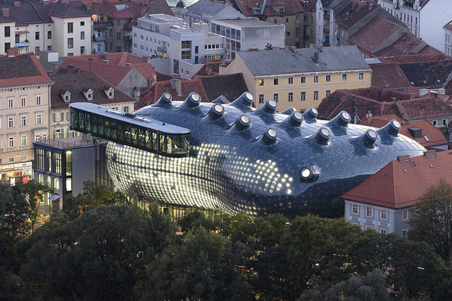 Kunsthaus Graz 1 low